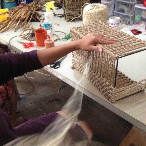 cesteria estructura 1